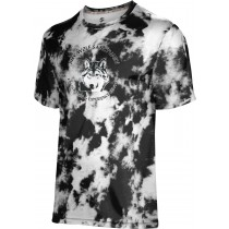 ProSphere Boys' SHY WOLF FAN SHOP Grunge Shirt