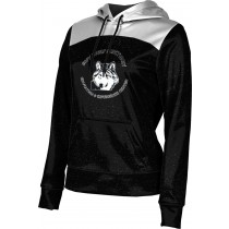 ProSphere Girls' SHY WOLF FAN SHOP Gameday Hoodie Sweatshirt