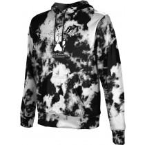 ProSphere Boys' SHY WOLF FAN SHOP Grunge Hoodie Sweatshirt