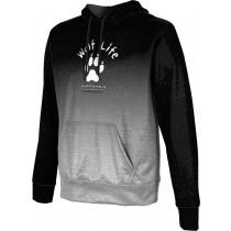 ProSphere Boys' SHY WOLF FAN SHOP Ombre Hoodie Sweatshirt