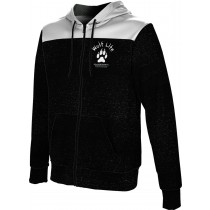 ProSphere Boys' SHY WOLF FAN SHOP Gameday Fullzip Hoodie