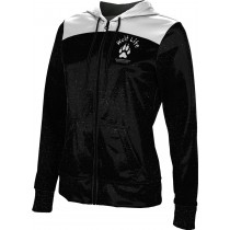 ProSphere Girls' SHY WOLF FAN SHOP Gameday Fullzip Hoodie