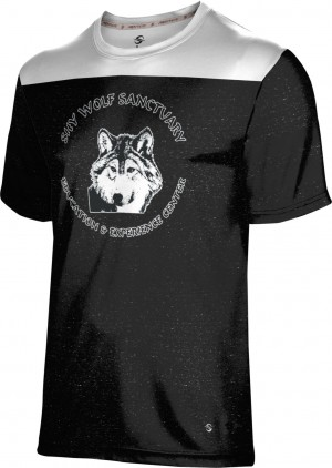 ProSphere Men's SHY WOLF FAN SHOP Gameday Shirt