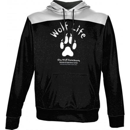 ProSphere Men's SHY WOLF FAN SHOP Gameday Hoodie Sweatshirt