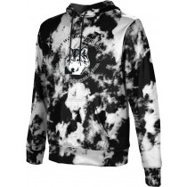 ProSphere Men's SHY WOLF FAN SHOP Grunge Hoodie Sweatshirt