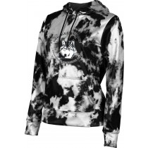 ProSphere Women's SHY WOLF FAN SHOP Grunge Hoodie Sweatshirt