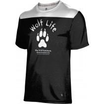 ProSphere Men's SHY WOLF FAN SHOP Gameday Shirt
