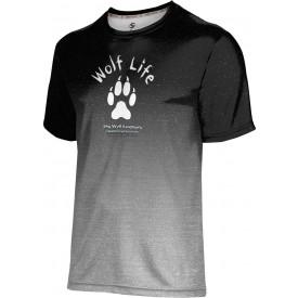 ProSphere Boys' SHY WOLF FAN SHOP Ombre Shirt