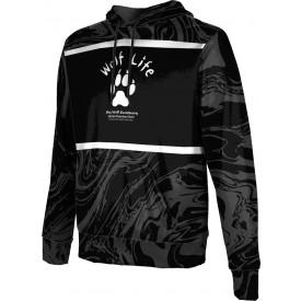 ProSphere Boys' SHY WOLF FAN SHOP Ripple Hoodie Sweatshirt