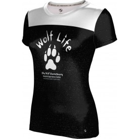 ProSphere Girls' SHY WOLF FAN SHOP Gameday Shirt
